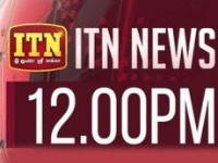 ITN News 12.00 - 25-02-2021