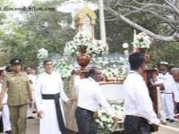 Thalawila Church feast 2020