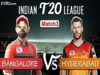 SRH vs RCB – Match Highlights