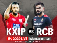 KXIP vs RCB – Match Highlights
