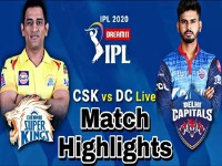 CSK vs DC – Match Highlights