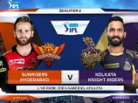 KKR vs SRH – Match Highlights