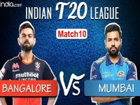 RCB vs MI – Match Highlights