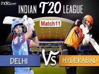 DC vs SRH – Match Highlights