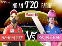 RCB vs RR – Match Highlights