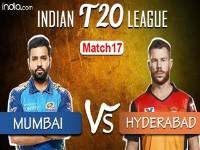 MI vs SRH – Match Highlights