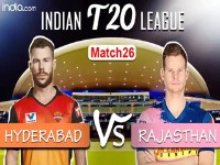 SRH vs RR – Match Highlights