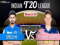 DC vs RR – Match Highlights