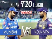 MI vs KKR – Match Highlights