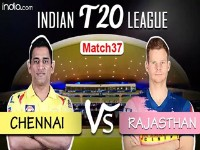 CSK vs RR – Match Highlights