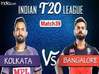 KKR vs RCB – Match Highlights