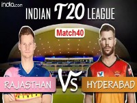 RR vs SRH – Match Highlights