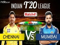 CSK vs MI – Match Highlights