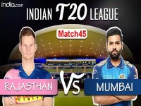 RR vs MI – Match Highlights