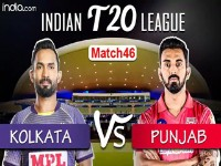 M46: KKR vs KXIP – Match Highlights