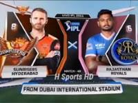 M40: SRH vs RR – Match Highlights