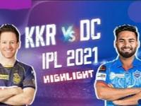M41: KKR vs DC – Match Highlights