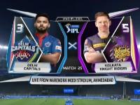 Q2: KKR vs DC – Match Highlights